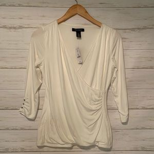 NWT White House/Black Market Top